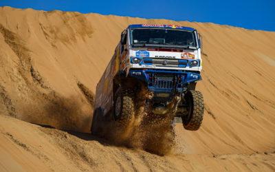 Команда «КАМАЗ-мастер» заняла первое и второе места по итогам ралли Дакар