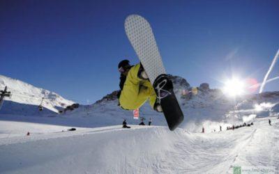 Этап Кубка России по сноуборду впервые пройдет на курорте «Архыз»