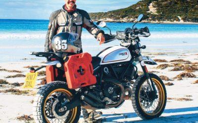 Генри Крю — самый молодой человек, совершившим кругосветку на мотоцикле