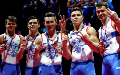 Сборная России оказалась сильнейшей на объединенном чемпионате Европы по летним видам спорта