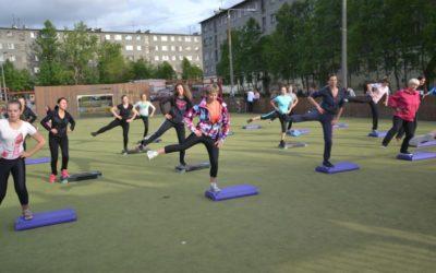 В Волгограде проведут фитнес-марафон
