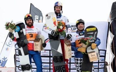 Пьер Вольтье и Микела Мойоли стали лучшими на этапе КМ в Фельдберге