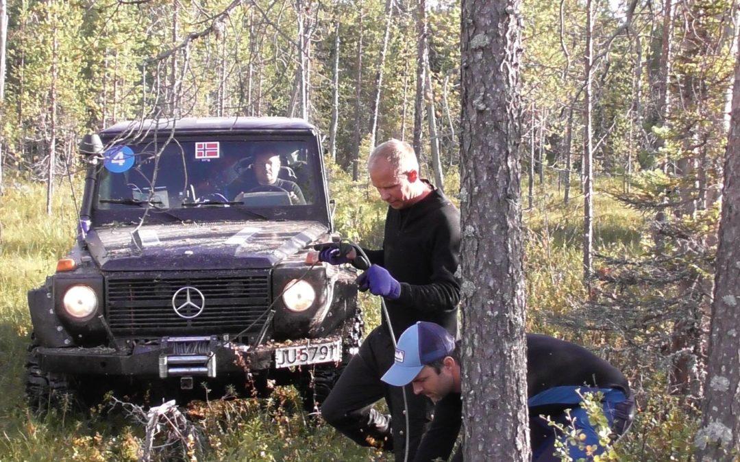 В Кандалакше стартовала юбилейная гонка «Арктик Трофи»