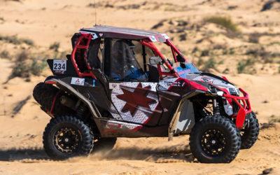 В гонке Can-Am X Race смогут принять участие новички