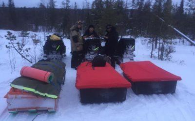 Снегоходный пробег «Северная тропа — 2019»