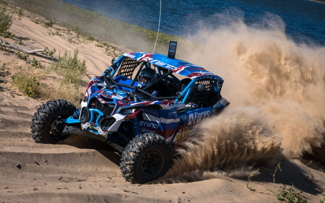 Результаты Can-Am X Race 2019