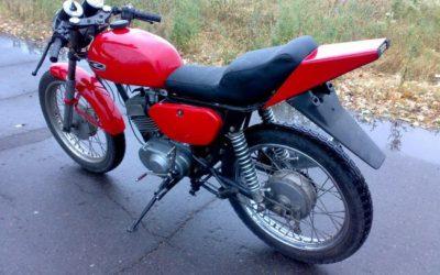 Мотоцикл «Минск» станет электрическим