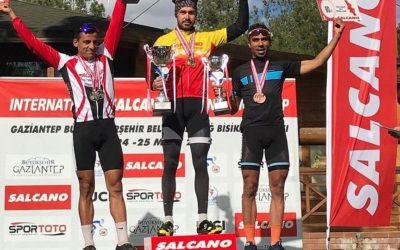 Российский спортсмен стал победителем турецкой многодневной гонки по маунтинбайку