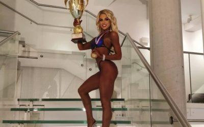Россиянка стала чемпионкой мира по фитнес-бикини