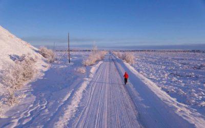 Экстремалы совершают забеги по Якутии