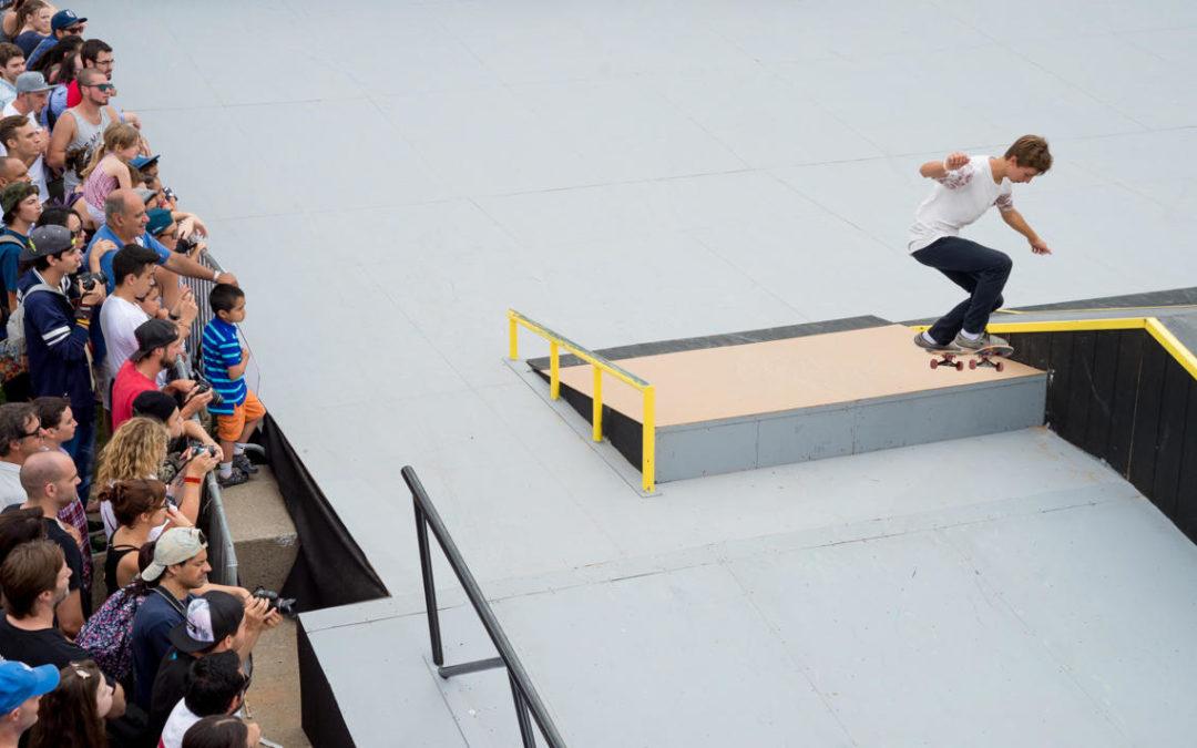 Скейтбординг и серфинг в программе летней Олимпиады в Токио 2020 года