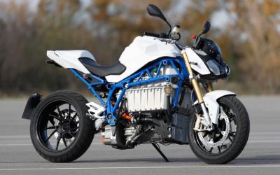 Электроцикл E-Power Roadster от BMW