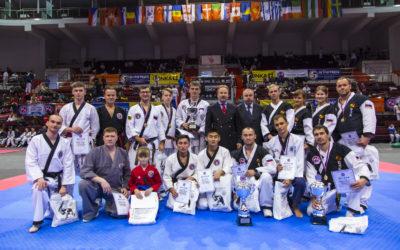 Международный фестиваль боевых искусств «Кубок Балтийского моря»