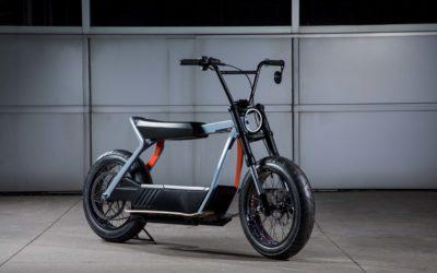 Harley-Davidson планирует выпуск электро скутеров и велосипедов