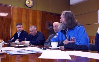 В Рыбинске построят 75-метровую яхту для Фёдора Конюхова