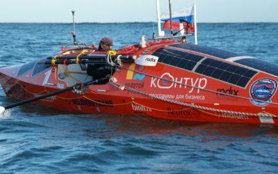 Федор Конюхов установил несколько мировых рекордов