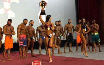 Милина Минасян из Брянска стала чемпионкой Армении по фитнес-бикини
