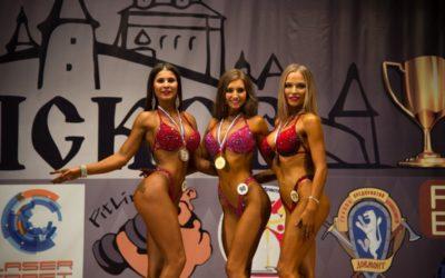 Супруга Ильи Ковальчука победила на соревнованиях «Мисс фитнес-бикини»
