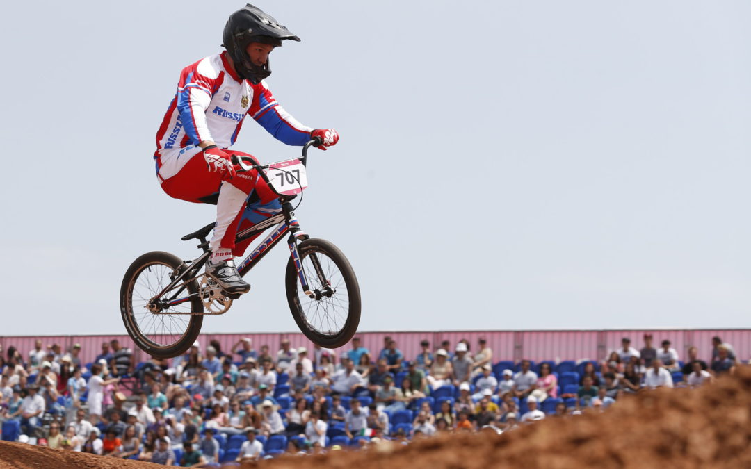 Чемпионат Европы по BMX в 2019 году пройдет в Валмиере