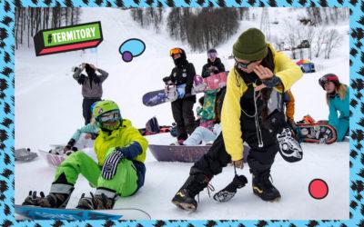 Фестиваль сноубординга Termitory пройдет в Сочи