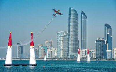 Новый сезон Red Bull Air Race вновь стартует в Абу Даби