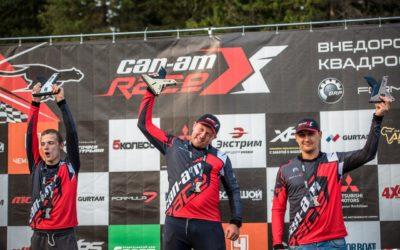 В Ижевске прошел второй этап Can-Am X Race