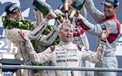 Гонка в Ле-Мане завершилась победой Porsche