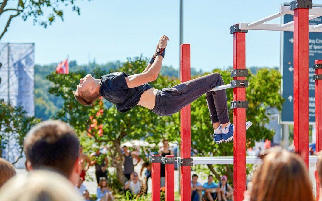 В Москве прошел фестиваль Moscow Fitness Fest