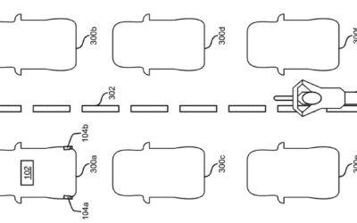 В Ford запатентовали систему определения мотоцикла в междурядье