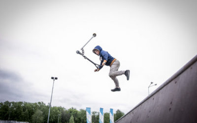 В Подмосковье построят десять скейт-парков