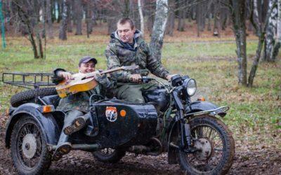Соревнования по мотокроссу прошли в Тульской области
