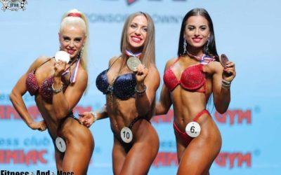Ростовчанка стала абсолютной чемпионкой мира по фитнесу