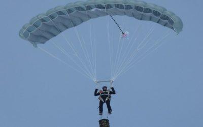 В Иваново запустят серийное производство парашютов нового типа