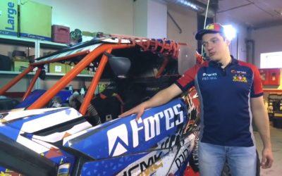Сергей Карякин намерен победить в гонке «Шелковый путь» в 2018 году