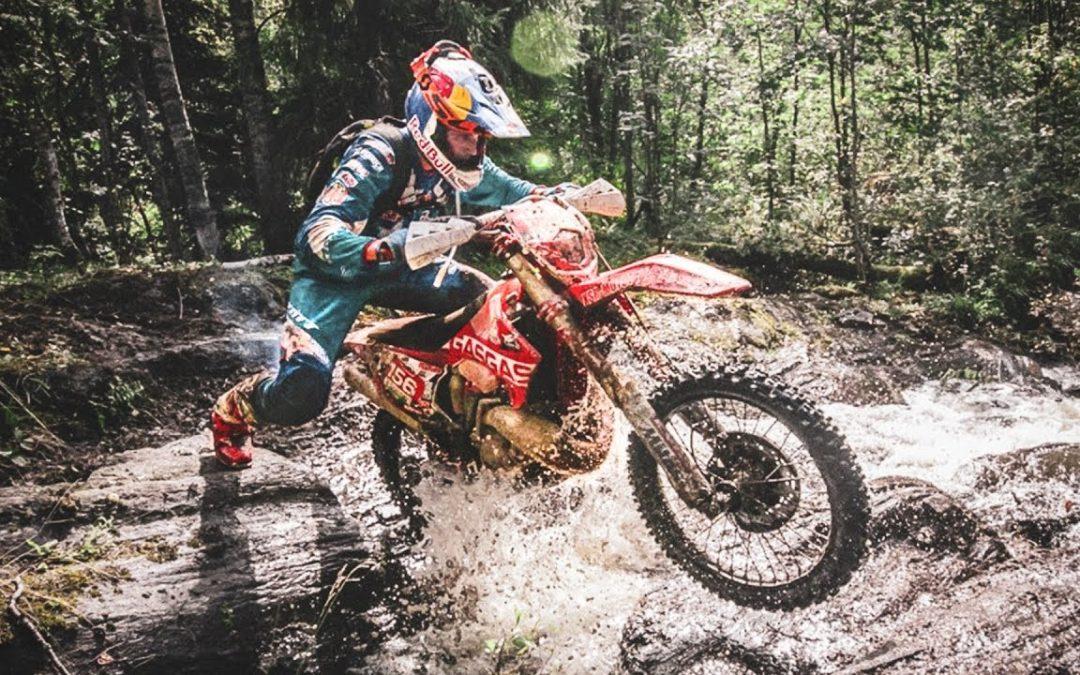В Карелии прошли экстремальные гонки на мотоциклах «Шустрая белка»
