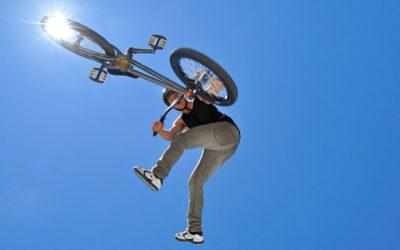 В Китае прошел чемпионат мира по BMX-фристайлу
