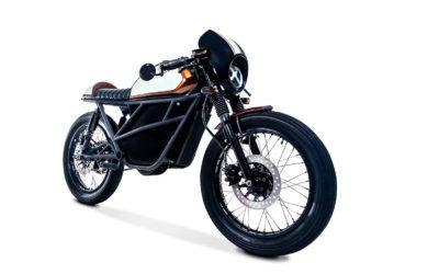 Smart Classic – электрический мотоцикл от стартапа Fly Free