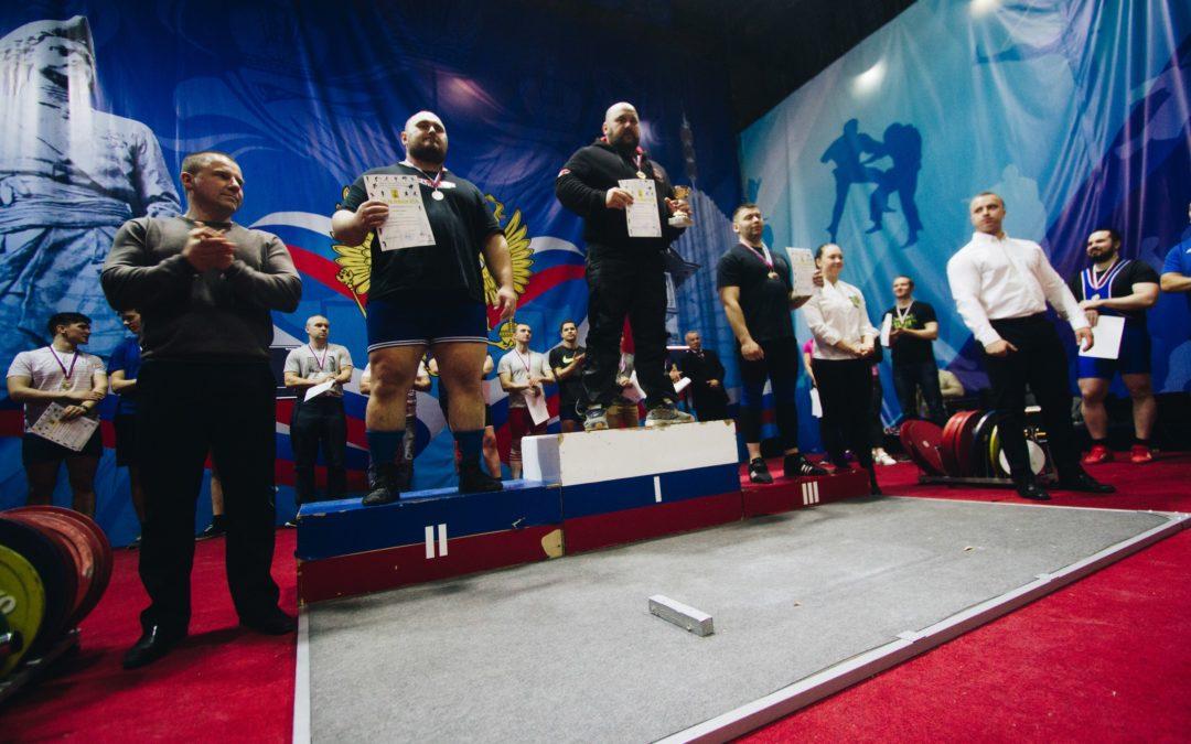 Судебный пристав из Карелии стал чемпионом России по пауэрлифтингу
