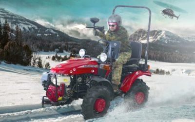 Биатлон на тракторах пройдет в Беларуси